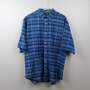 Woolrich Button Down Shirt Striped